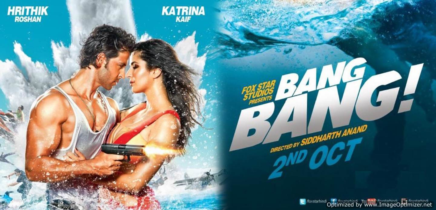 Bang Bang! Movie Review Hindi