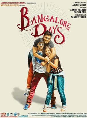 Bangalore Days Movie Review Malayalam Movie Review