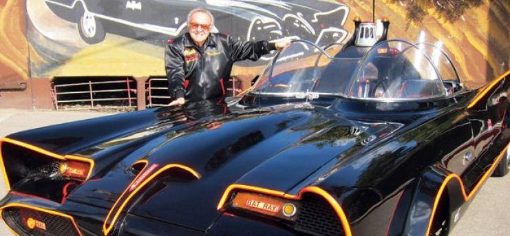 Bat Mobile Car Designer Barris Passes Away!