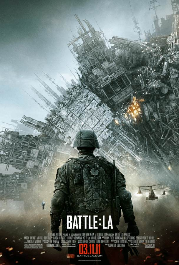 Battle: Los Angeles Movie Review English