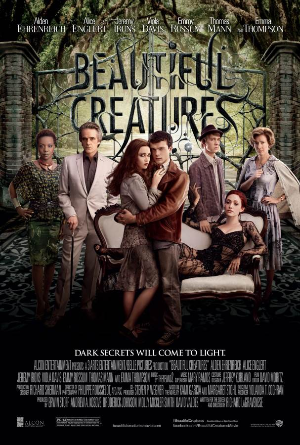 Beautiful Creatures Movie Review English