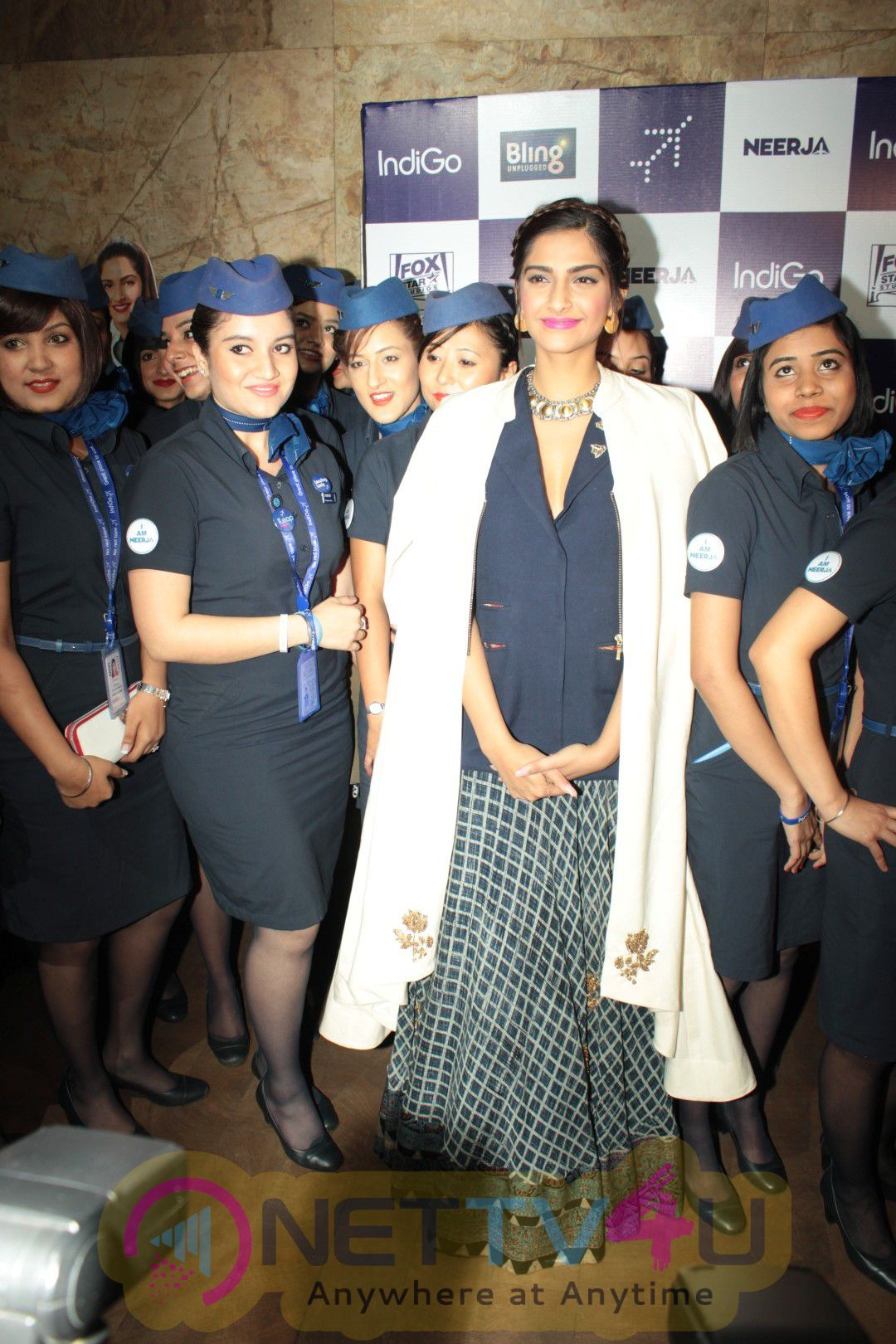 Beautiful Sonam Kapoor At Special Screening Of Neerja