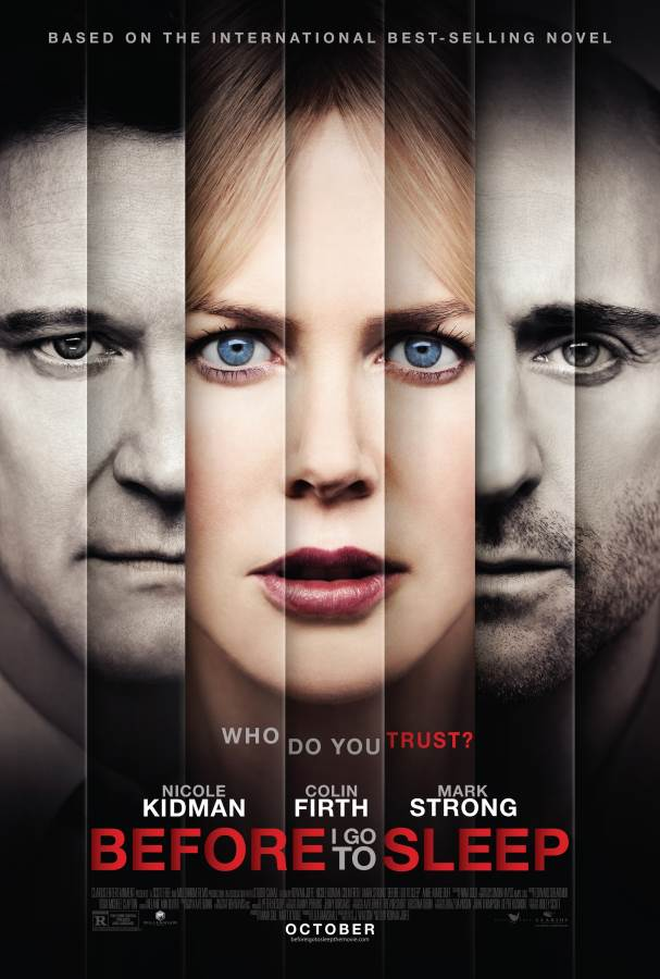 Before I Go To Sleep Movie Review English