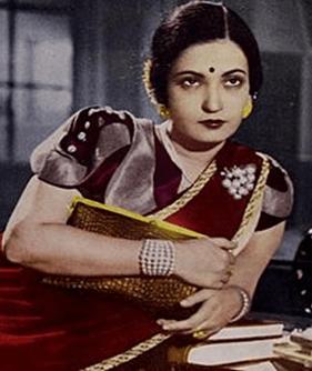 Begum Akhtar Hindi Actress