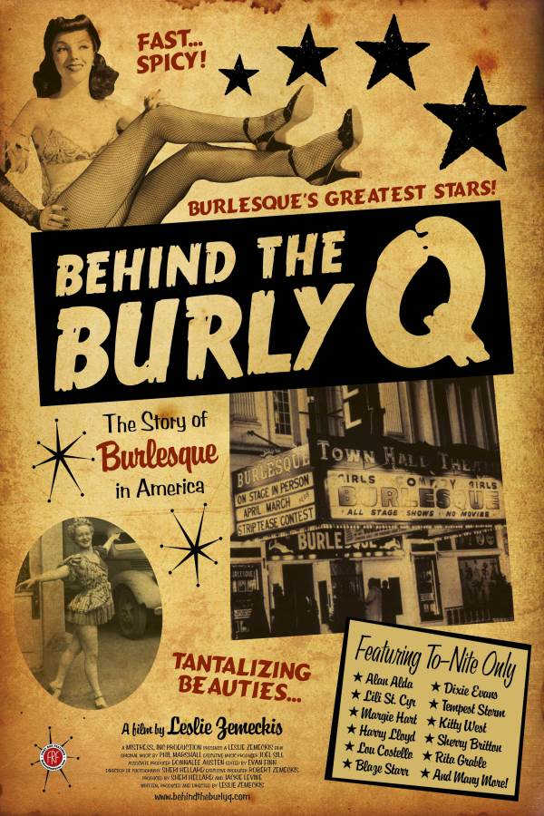 Behind The Burly Q Movie Review English