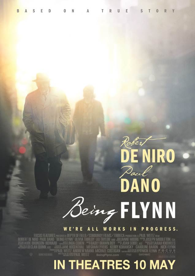Being Flynn Movie Review English