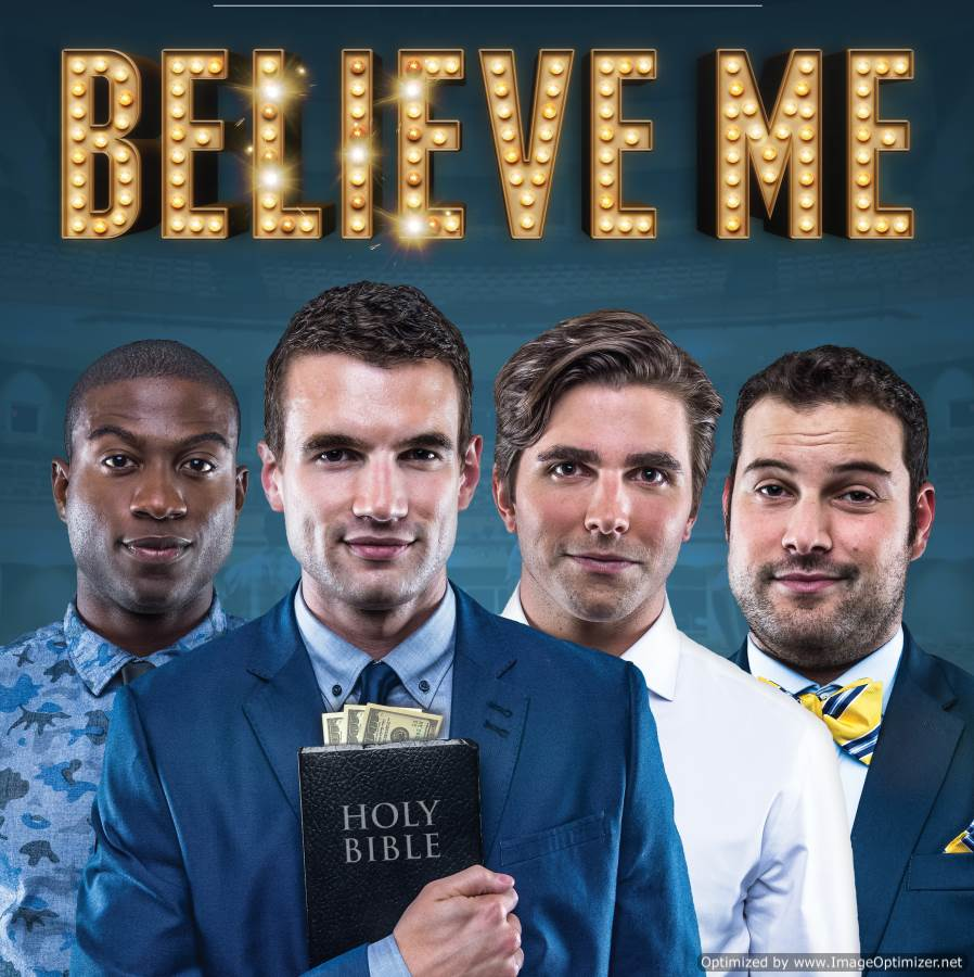 Believe Me Movie Review English