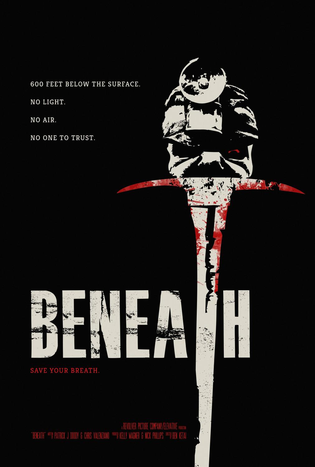 Beneath Movie Review English