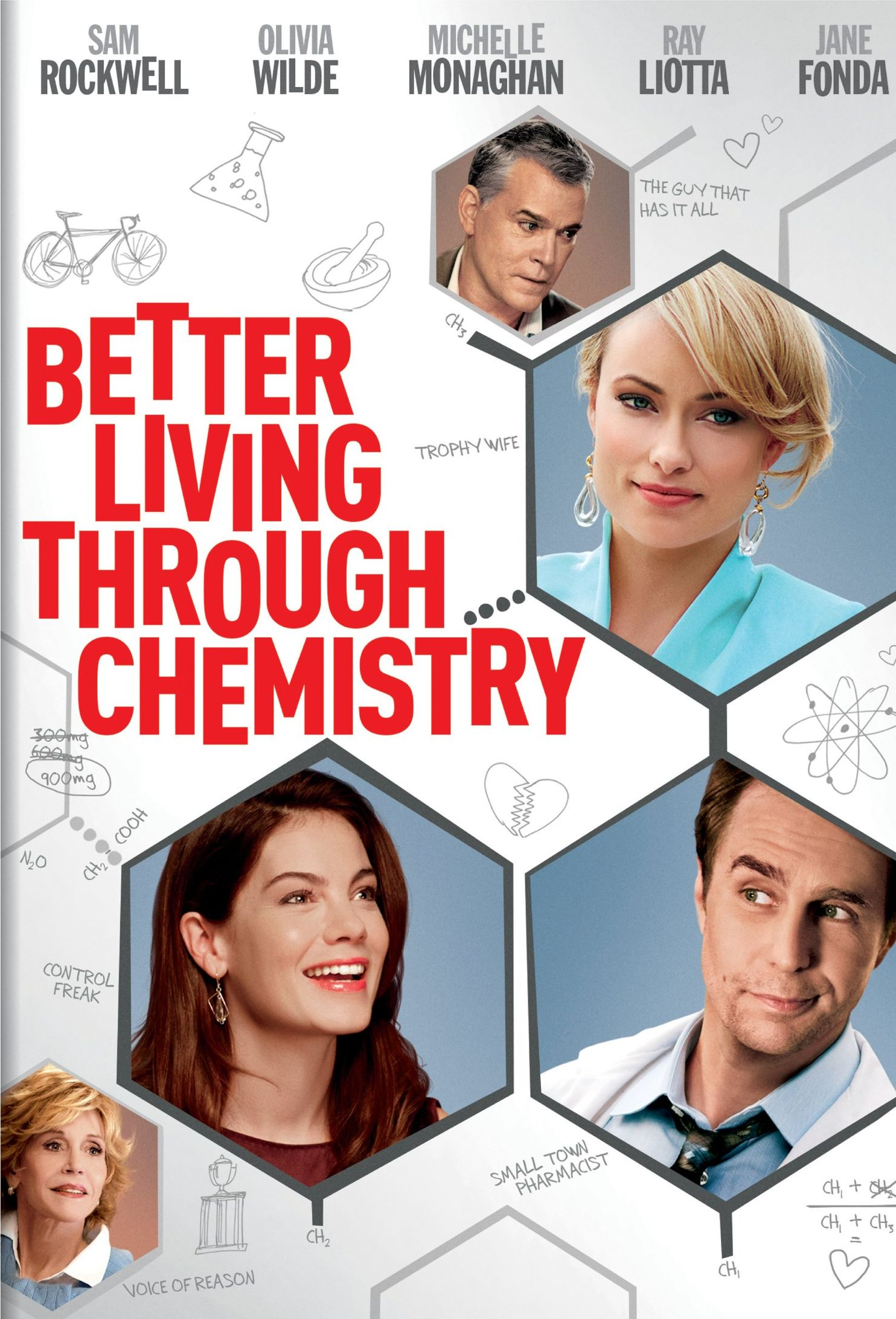 Better Living Through Chemistry Movie Review English