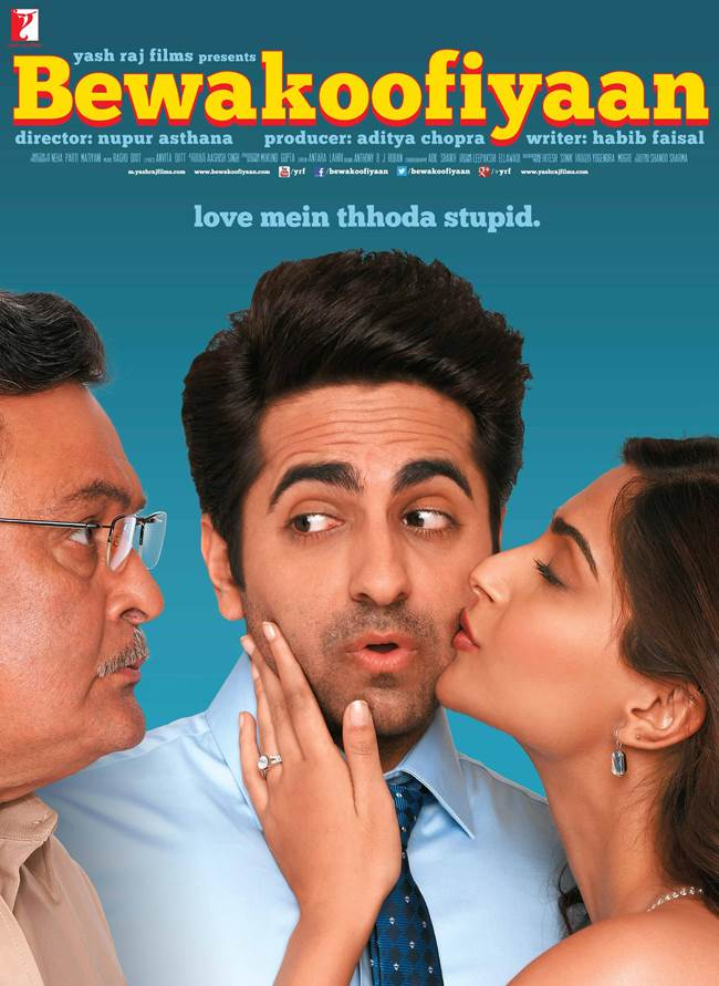 Bewakoofiyaan  Movie Review Hindi