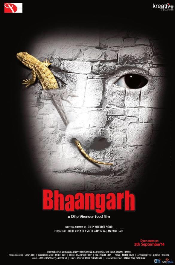 Bhaangarh Movie Review Hindi