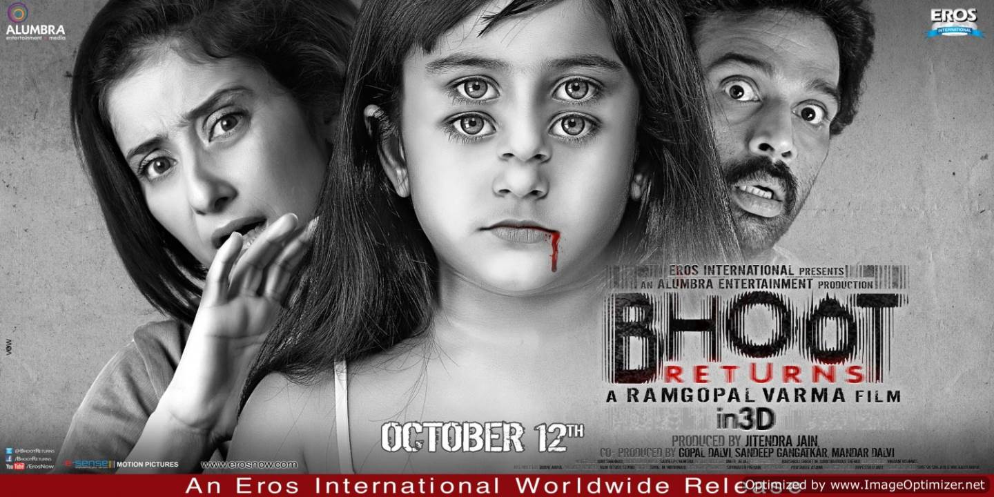 Bhoot Returns Movie Review Hindi