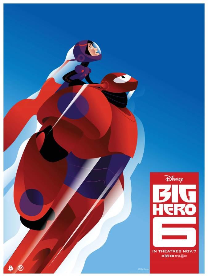 Big Hero 6 Movie Review English