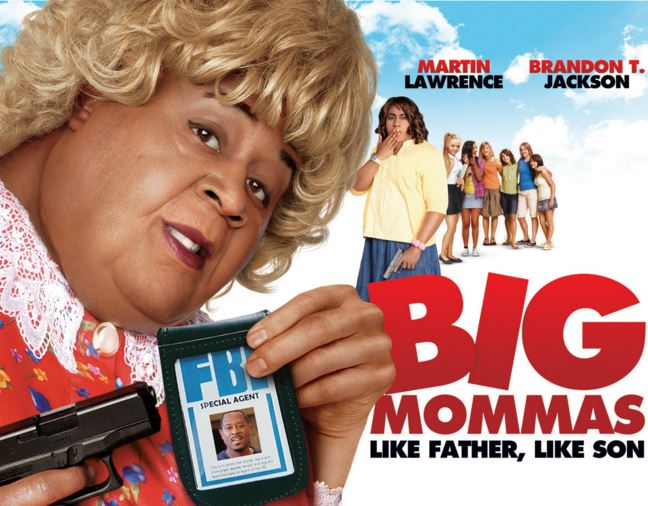Big Mommas: Like Father, Like Son Movie Review English Movie Review
