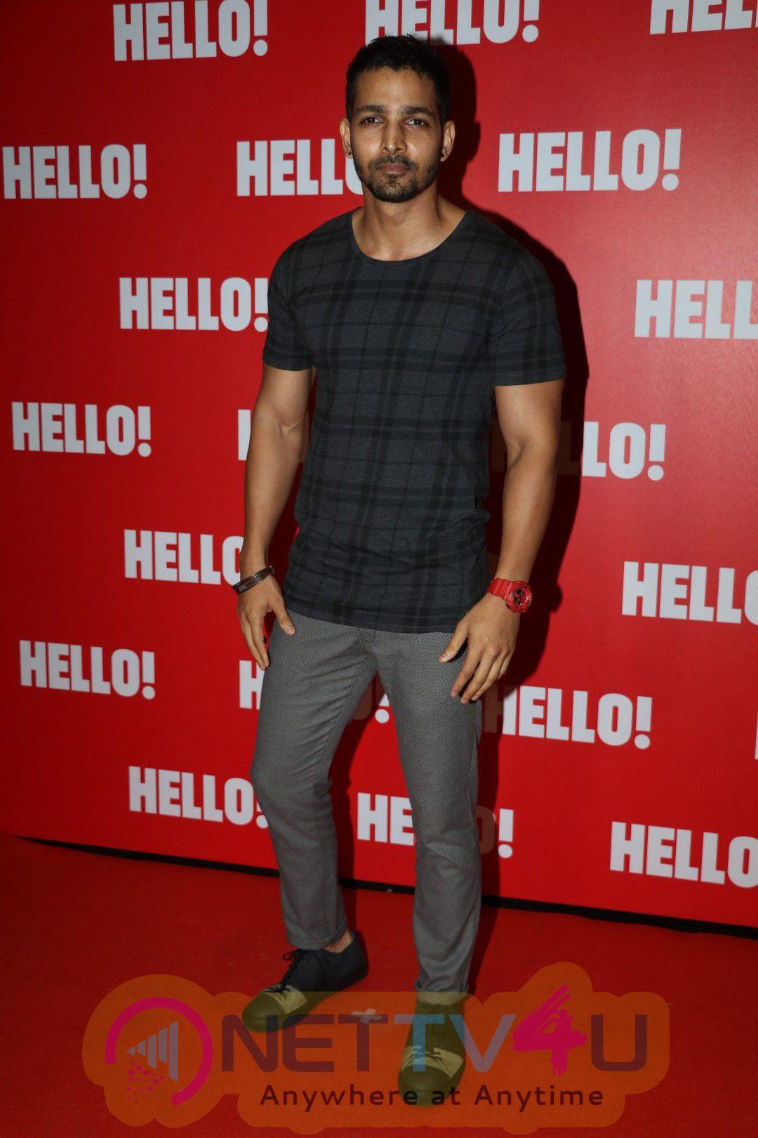 Hello Magazine 1st Edition Celebs Unveiling Big Photos