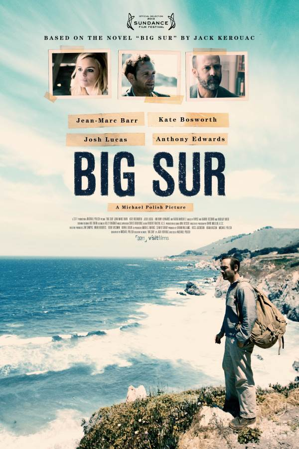 Big Sur Movie Review English
