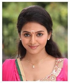 Biologist Turned Tamil Actress!