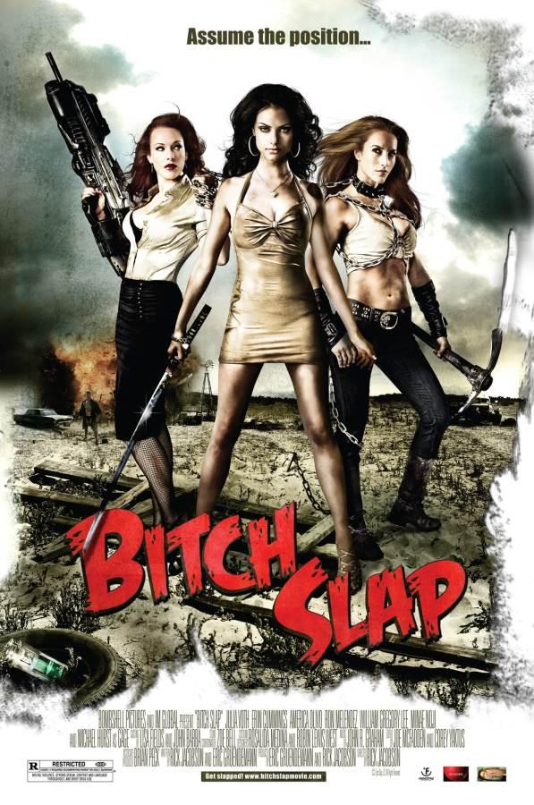 Bitch Slap Movie Review English