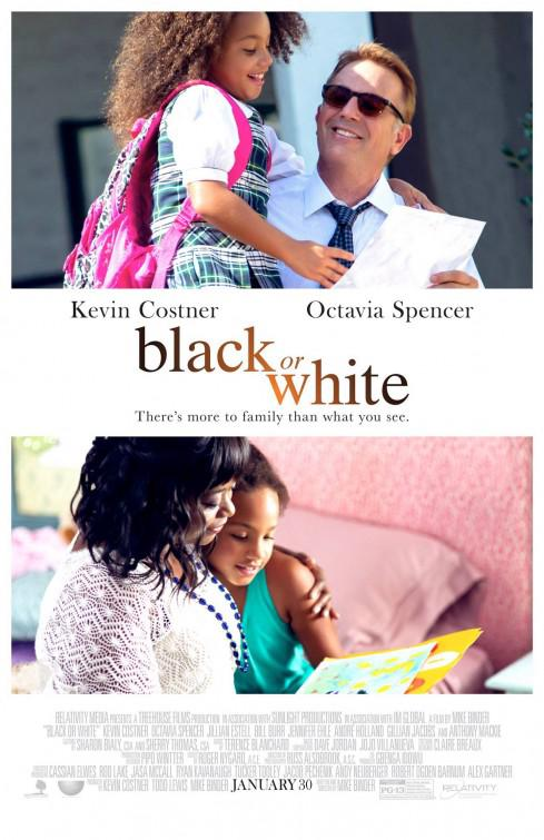 Black or White Movie Review English