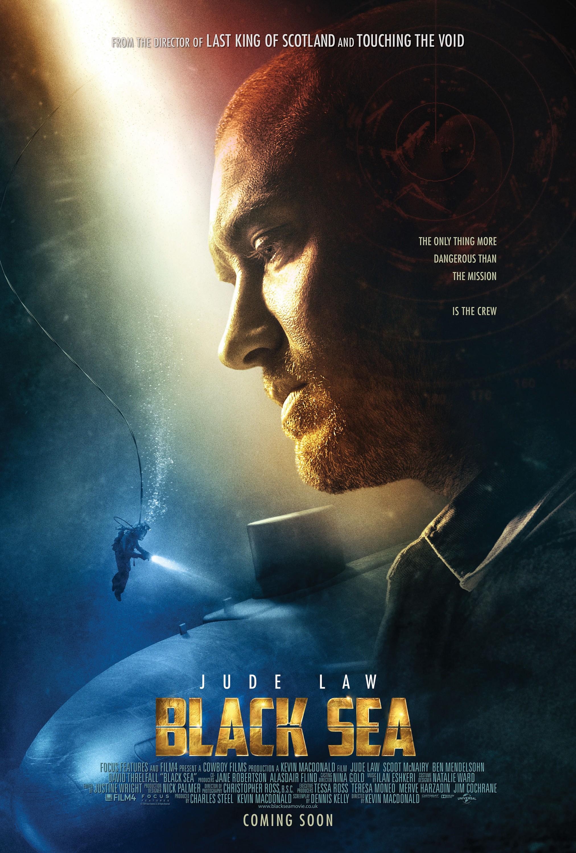 Black Sea Movie Review English