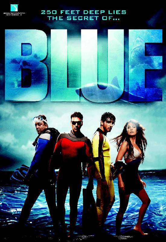 Blue Movie Review Hindi