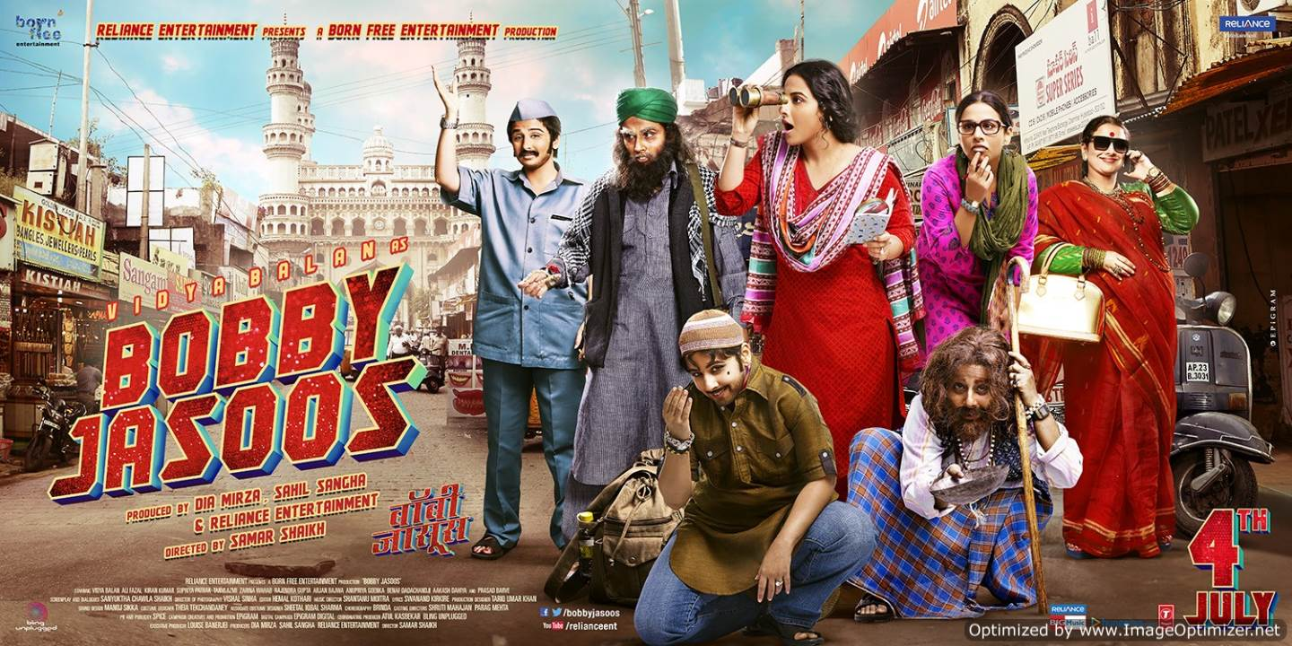 Bobby Jasoos Movie Review Hindi