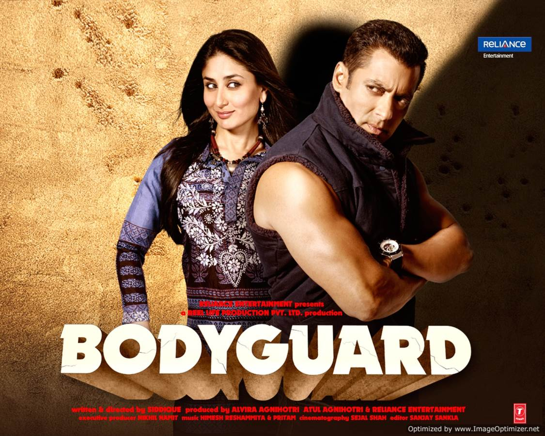 Bodyguard Movie Review Hindi