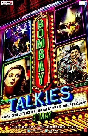 Bombay Talkies Movie Review Hindi Movie Review