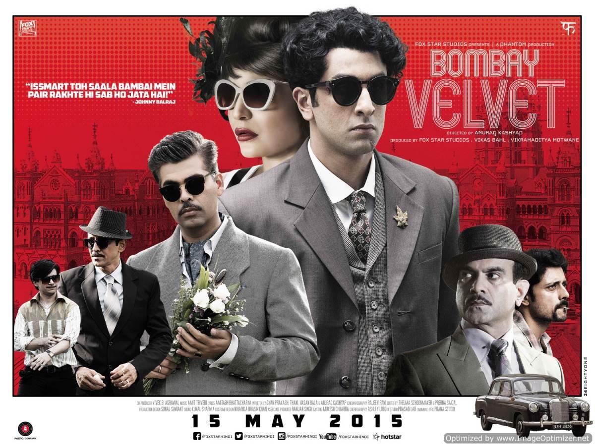 Bombay Velvet Movie Review Hindi