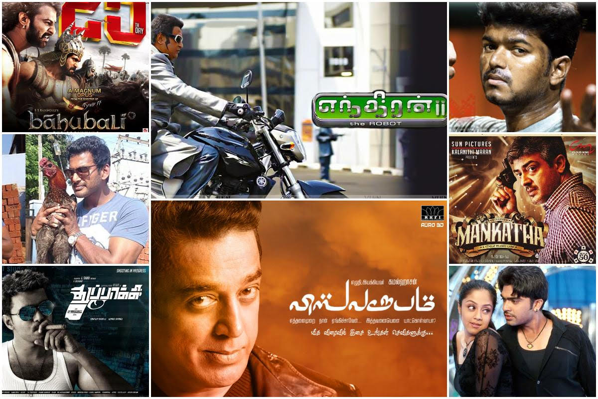 Boom Time For Sequels In Kollywood!