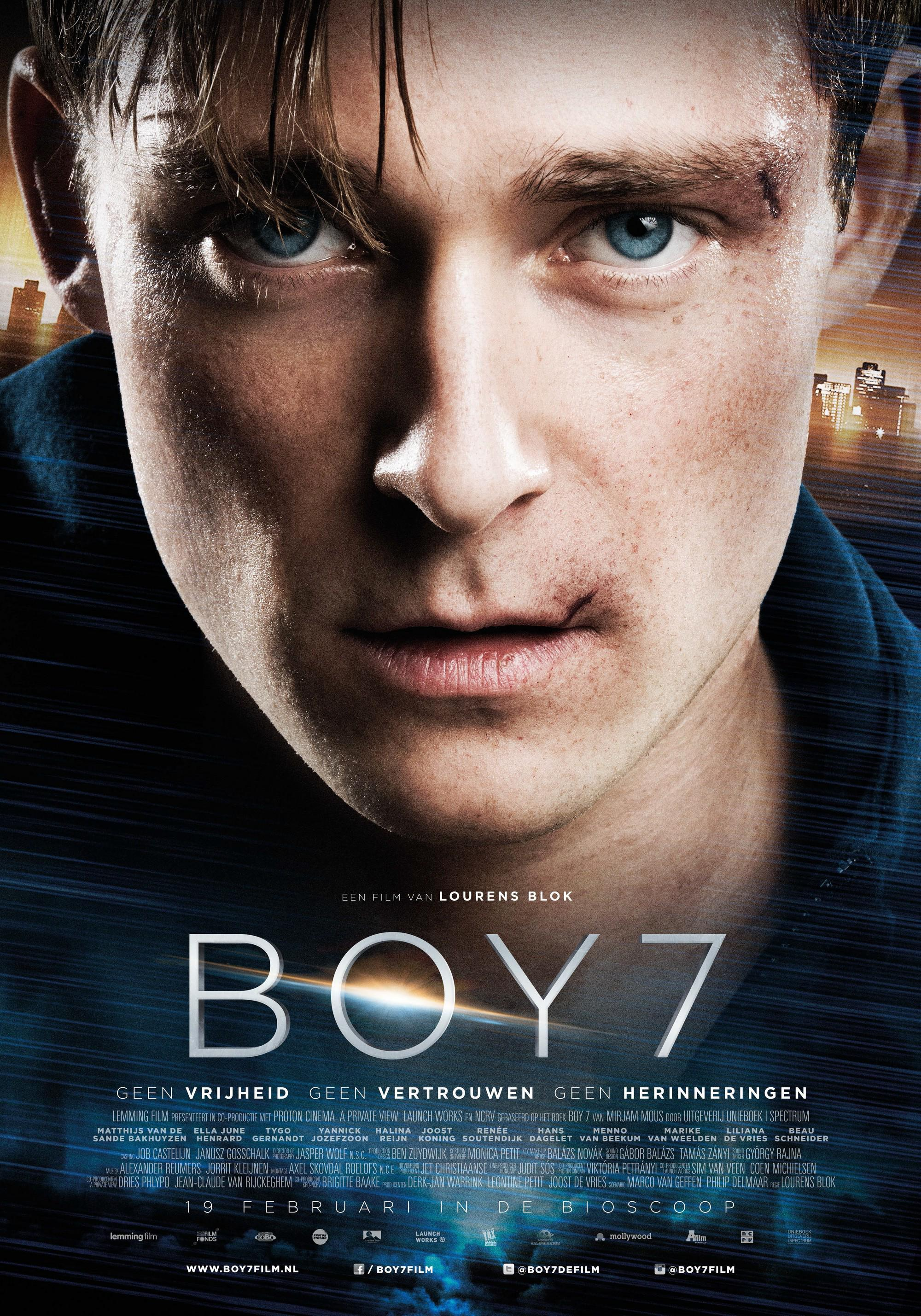Boy 7 Movie Review English