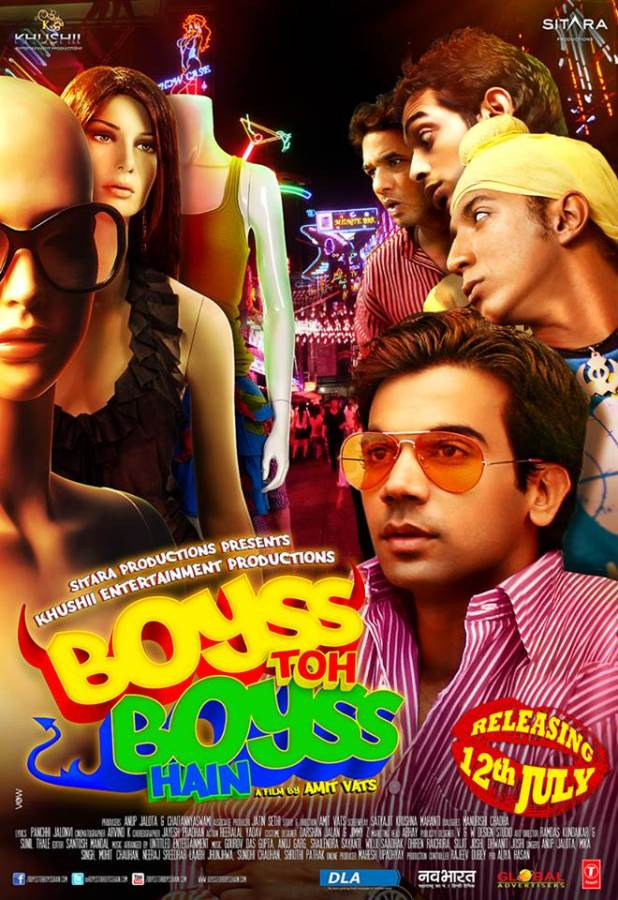 Boyss Toh Boyss Hain– Oh Boy – it's a tragedy of errors! Movie Review Hindi