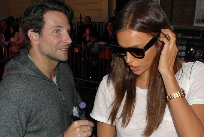 Bradley Cooper Splits Irina Shayk!