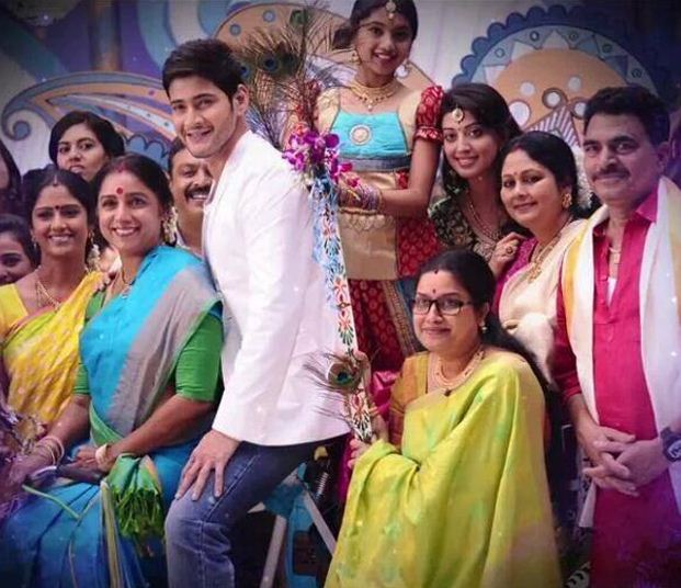 Brahmotsavam's Enthusiastic Team Is Here!