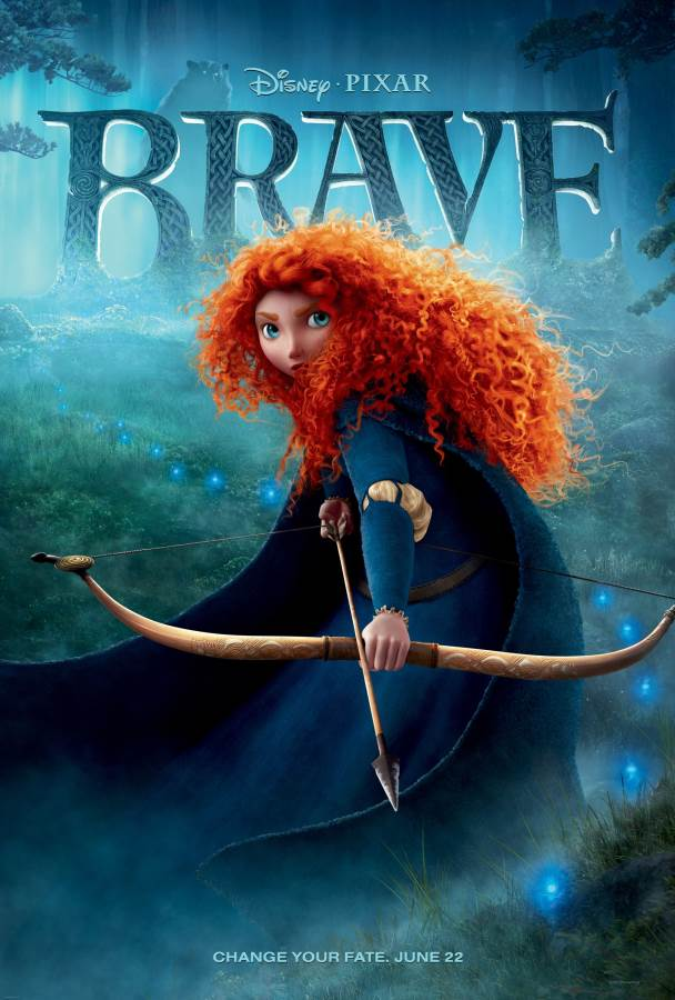 Brave Movie Review English