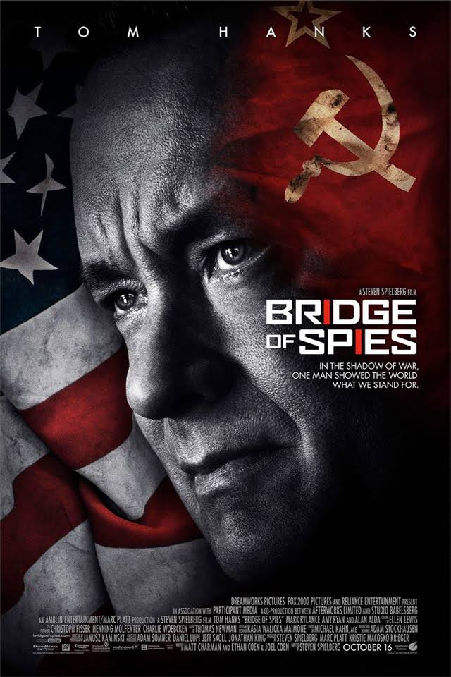 Bridge Of Spies Movie Review English