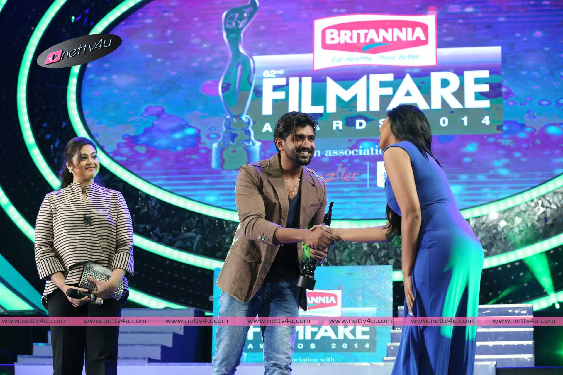 Britannia Filmfare Awards 2014 Photoshoot