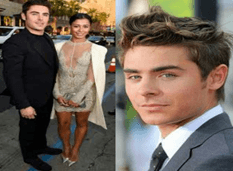 Broken Up With His  Sweetheart Of Two Year :Zac Efron