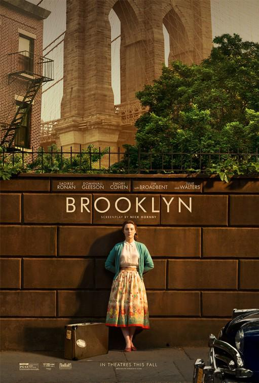 Brooklyn Movie Review English