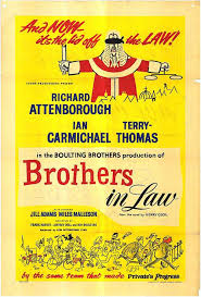 Brothers in Law Movie Review English Movie Review