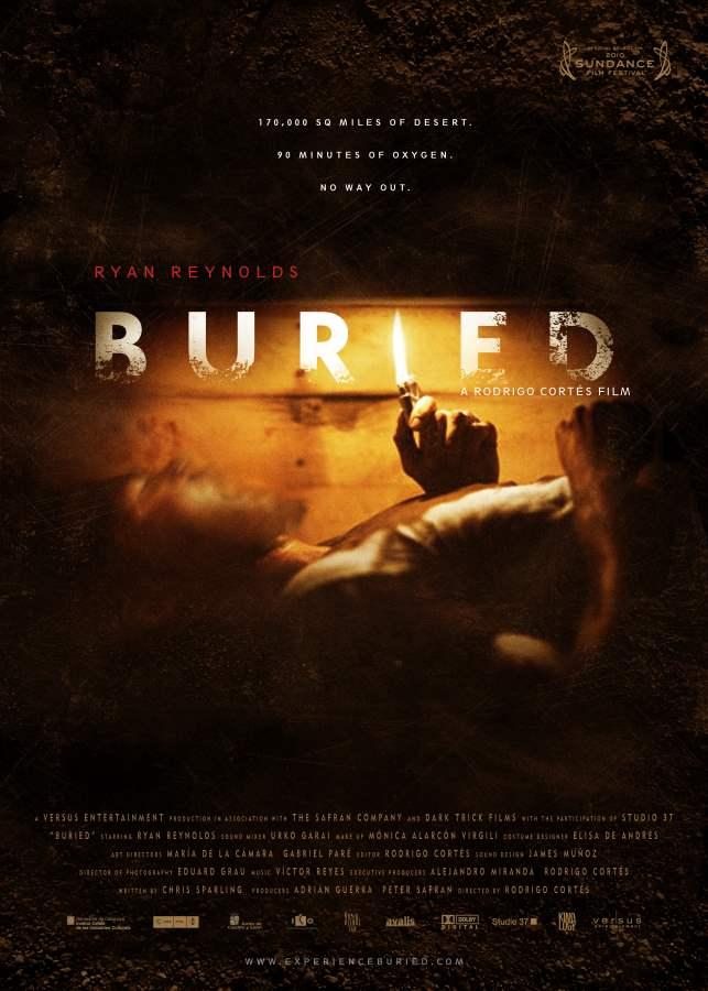 Buried Movie Review English
