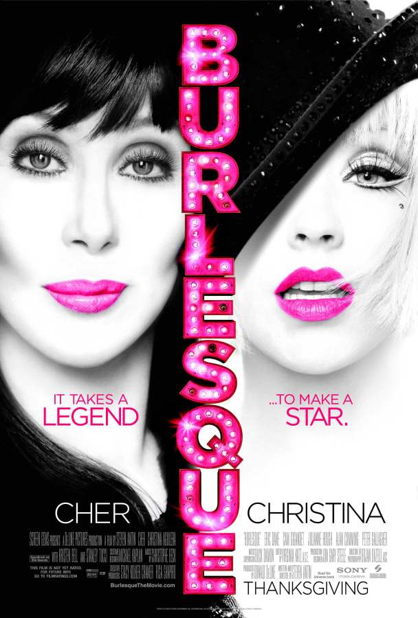 Burlesque Movie Review English