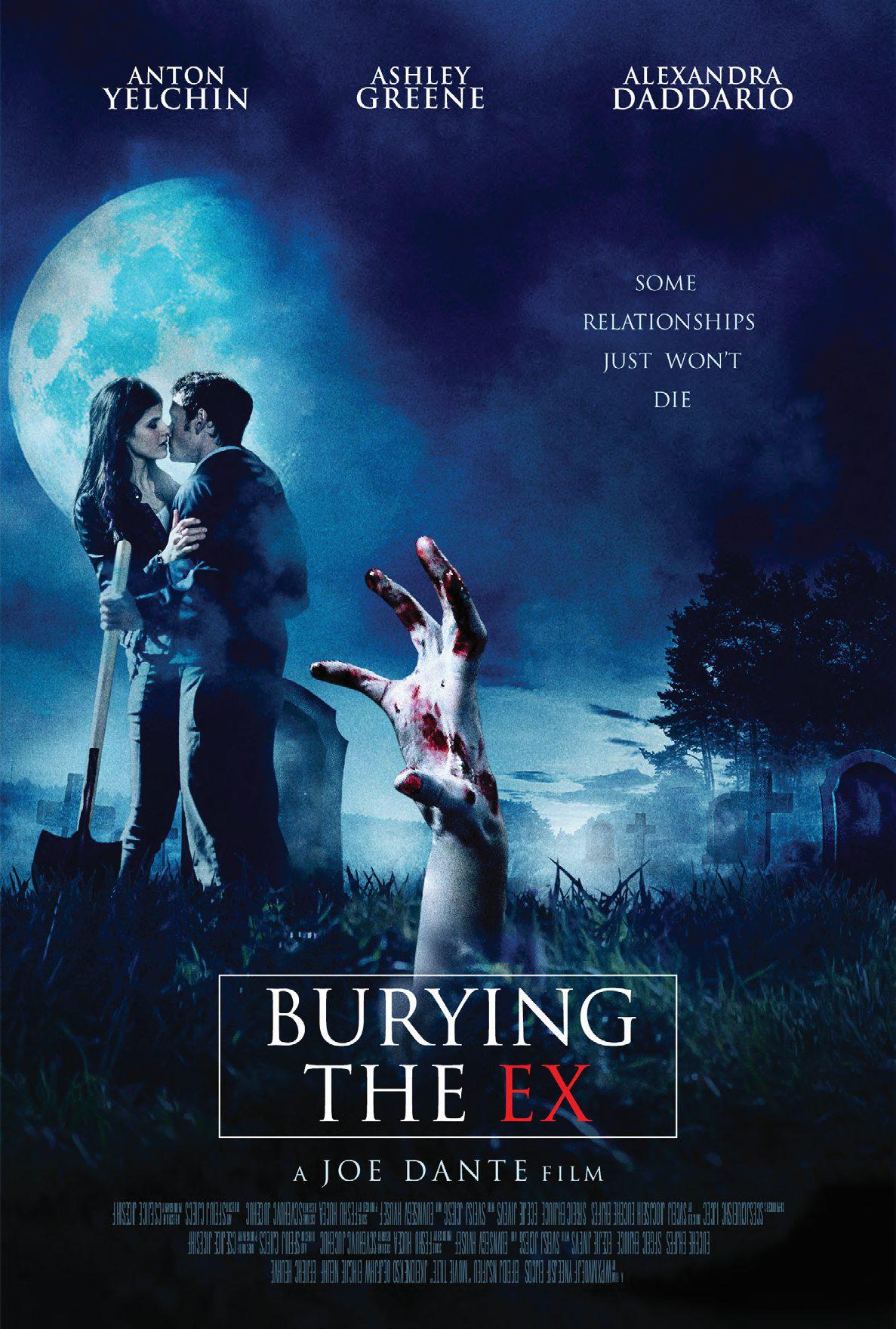 Burying the Ex Movie Review English