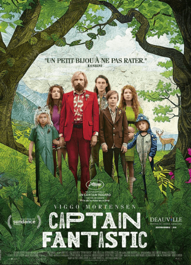Captain Fantastic Movie Review English Movie Review