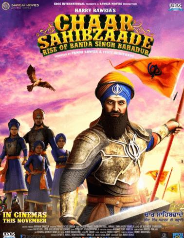 Chaar Sahibzaade – Rise Of Bandasingh Bahadur Movie Review