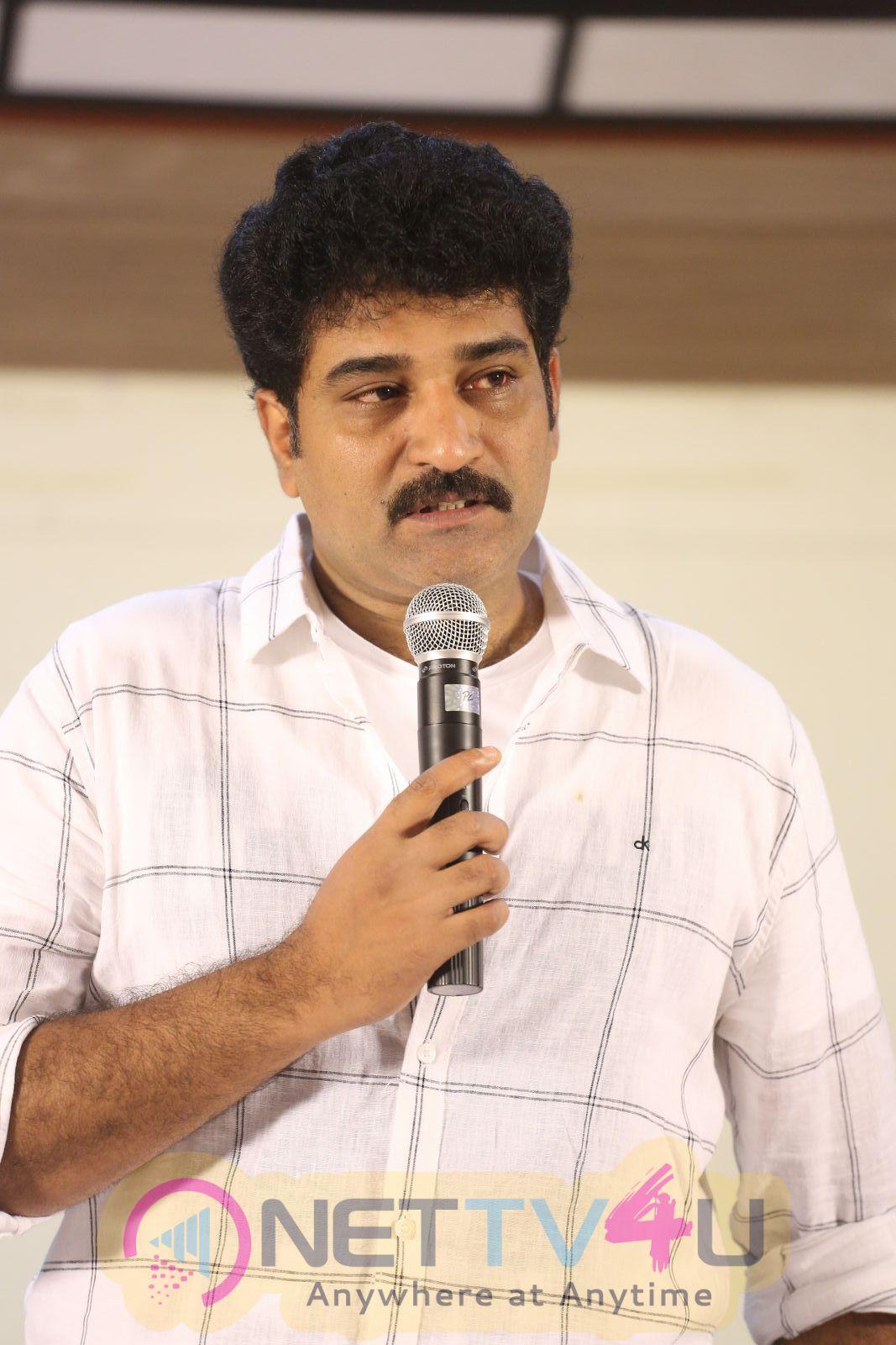 Charuseela Telugu Movie Press Meet Exclusive Photos Telugu Gallery