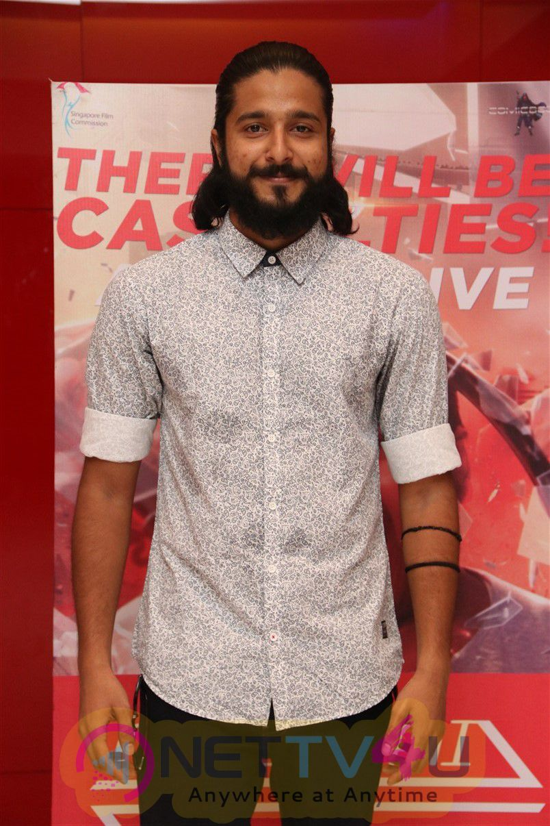 Chennai 2 Singapore Audio Driver Will Be Flag Off By Actor Surya Photos