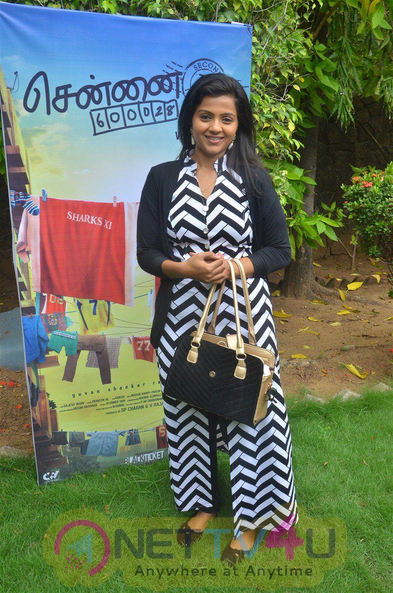 Chennai 28 II Movie Press Meet Classic Stills