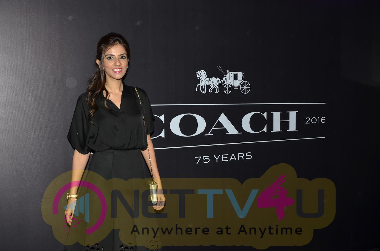 Coach Launches In India With Jacqueline Fernandez, Abhay Deol, Sophie Choudry Sarah Jane Diaz And Many More At The Celebrations