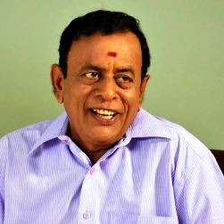 Comedian Anu Mohan
